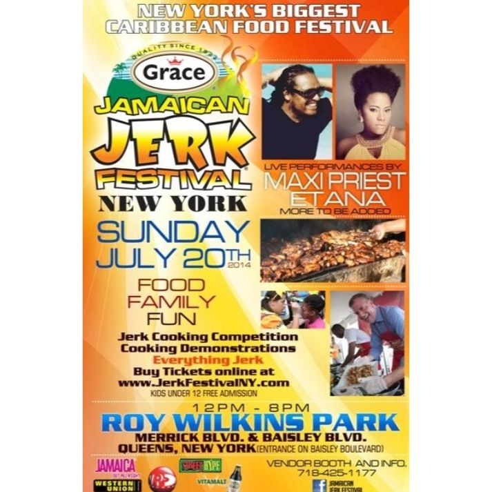 NYC's biggest Caribbean Food Festival is this Sunday! Will you attend? Share your reviews and experience on your Chekplate App! REAL People REAL Reviews!