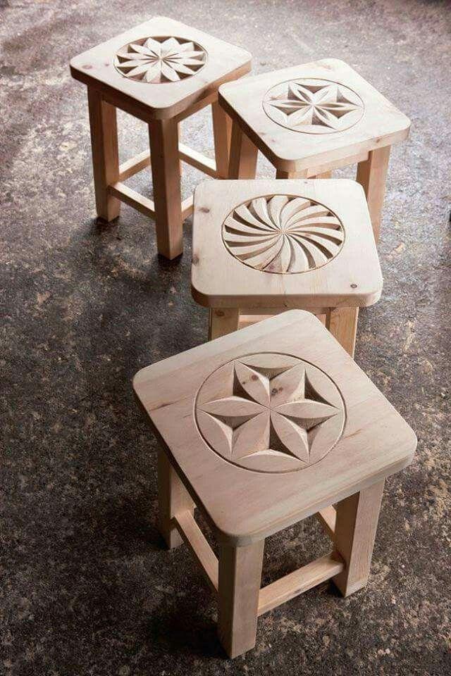 Más de ideas increíbles sobre tallados madera en