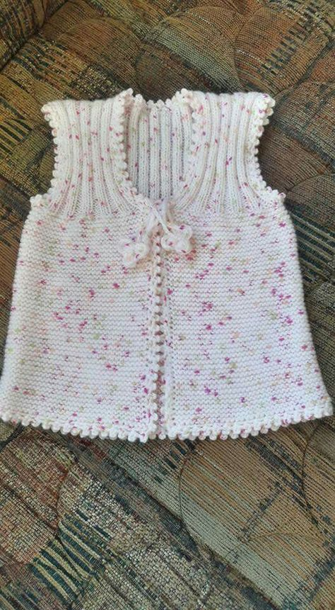 Another of those simply beautiful vests - help required to deconstruct from picture