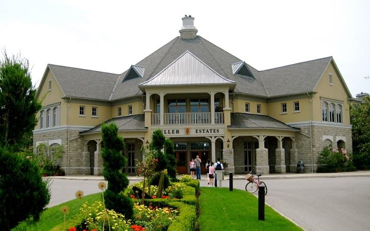 Peller Estates, Niagara Wine Region