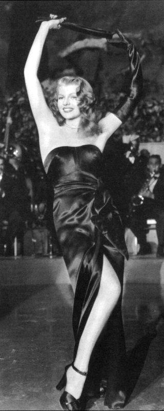 Rita Hayworth - Gilda 1946