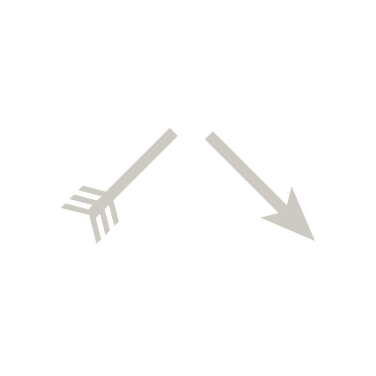 Broken Arrow : Native American symbol for peace