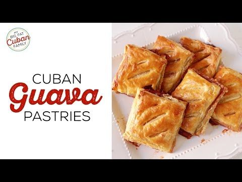 Pastelitos de Guayaba Recipe - My Big Fat Cuban Family