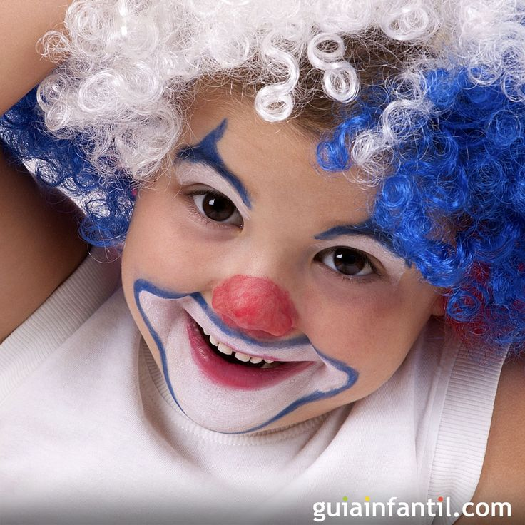 Si tu hijo eligió disfrazarse de payaso en el carnaval o en su fiesta de cumpleaños, aquí podrás encontrar algunas ideas de cómo maquillar a los más pequeños de casa y hacerles sentir la alegria de ser un payaso de verdad. Guiainfantil propone algunos modelos de maquillaje de payaso para los niños.