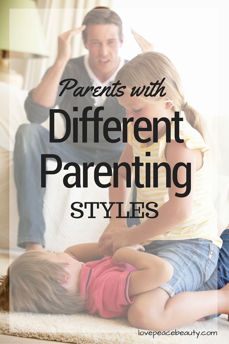 What do you do as the parents with different parenting styles? I'm sharing how my husband and I have managed as two parents with different parenting styles.