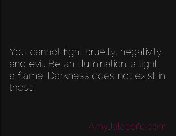 Light And Dark Quotes Simple Why There Is No War Between Light And Dark Daily Hot Quote Http