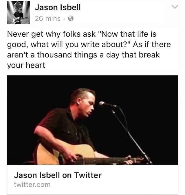Jason Isbell quote
