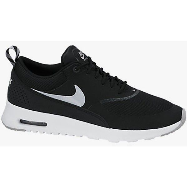 9474c00cdf7ae switzerland running shoes nike womens air max thea 105 liked on polyvore  featuring shoes sneakers black