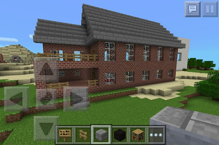 Minecraft pocket edition is not that bad