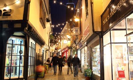 Norwich, The Lanes, the ancient part of this wonderful city