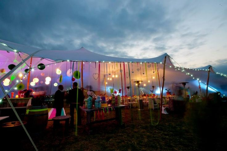 #Stretchtent #fairylights #lumo #neon www.eventsandtents.co.za