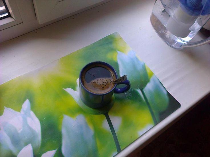 12 лет я не пил кофе, так как меня в корень утомило употребление не пойми чего под видом растворимого.Попытки в Москве найти что то достойное в кабаках, окончательно свело всё употребление на нет, не…