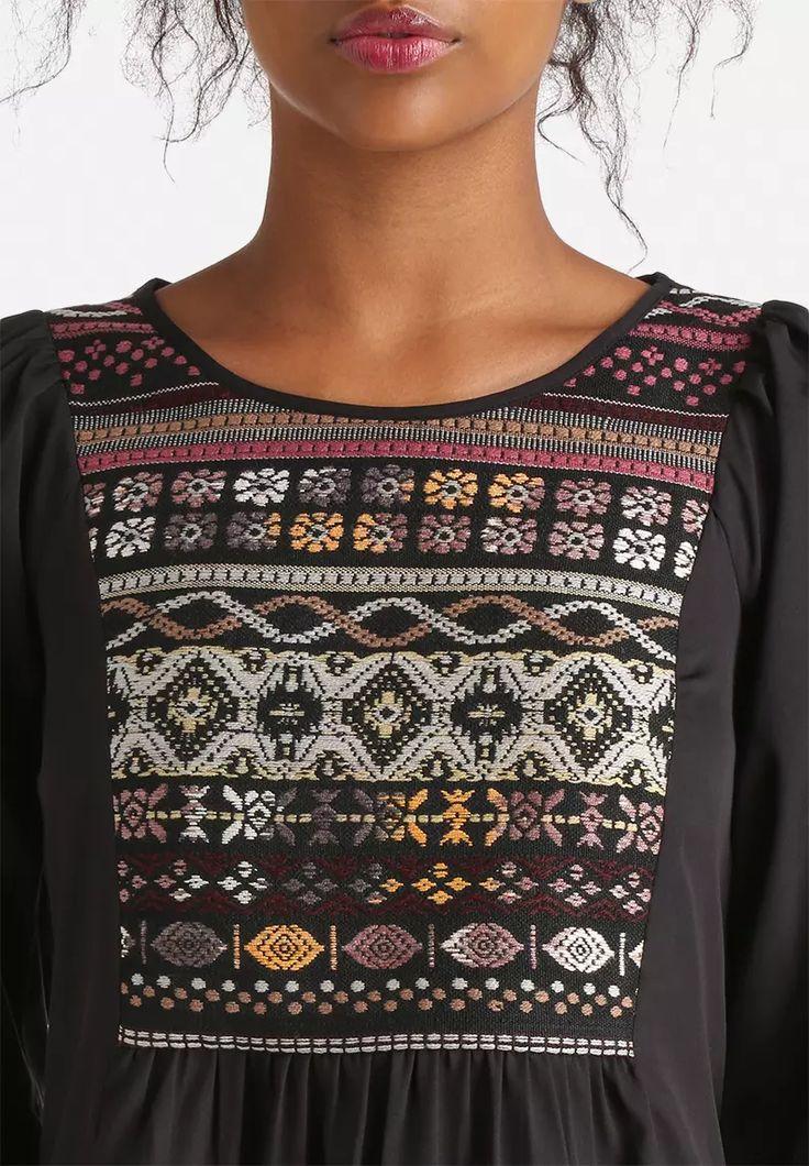 Ester L/S Top - Black Only Shirts | Superbalist.com