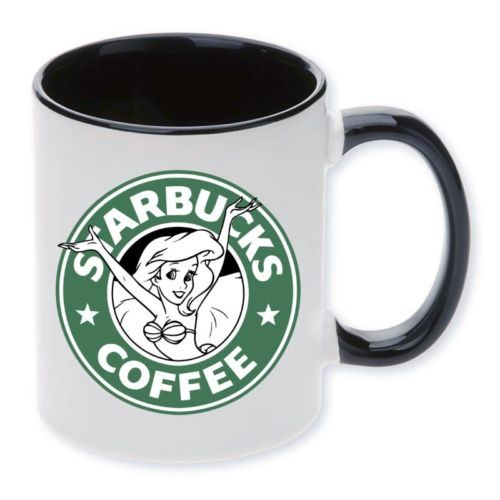 Mug-Cup-Starbucks-Princess-Coffee-Disney-I-love-coffee-Starbucks-Ariel-gift