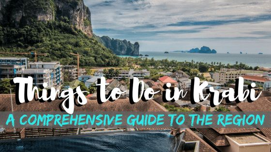 Here's a comprehensive guide of the things to do in Krabi, Thailand. All of the Krabi attractions and Krabi beaches as told by someone who lived there!