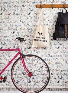Tapeta Bikes of Hackney