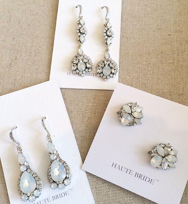 115 best Haute Bride Wedding Jewelry Accessories images on