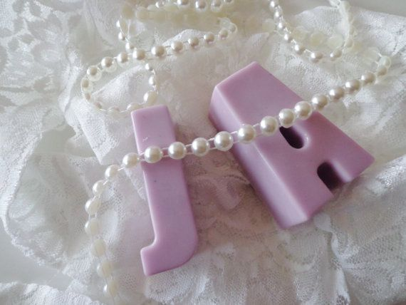 Hey, I found this really awesome Etsy listing at https://www.etsy.com/listing/263424620/personalized-soapletter-soapwedding