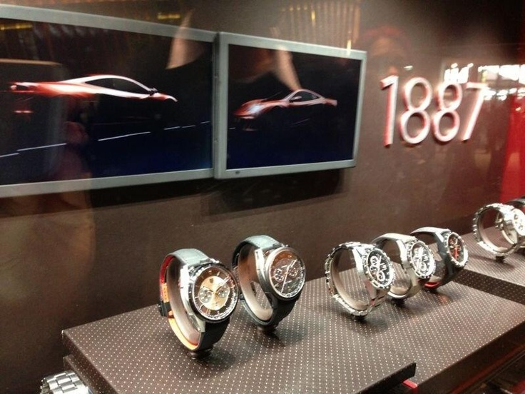 From #baselworld : TAG Heuer Carrera 1887