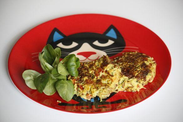 Bebis-omelett