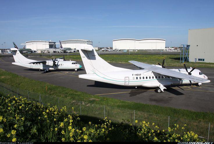 ATR ATR-42-300 aircraft picture