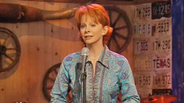 """Reba Covers """"So Far Away"""" by Carole King (On the Reba Show) (VIDEO) 