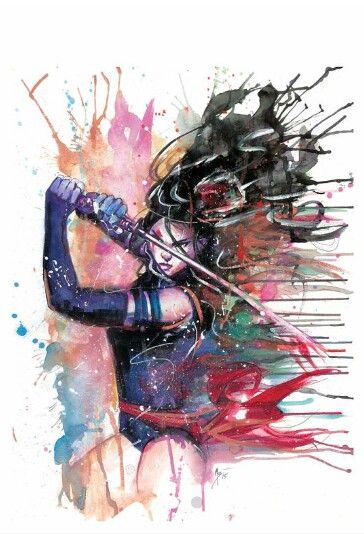 Psylocke - Marvel Universe  °°