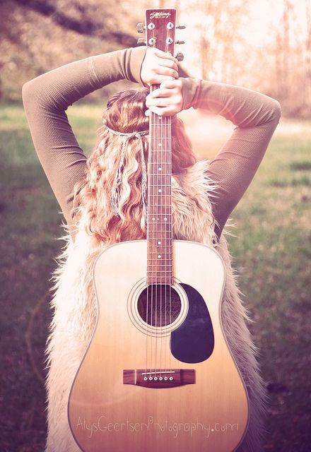 This Pin was discovered by Alexandria Griffin. Discover (and save!) your own Pins on Pinterest. | See more about boho, guitars and blondes.