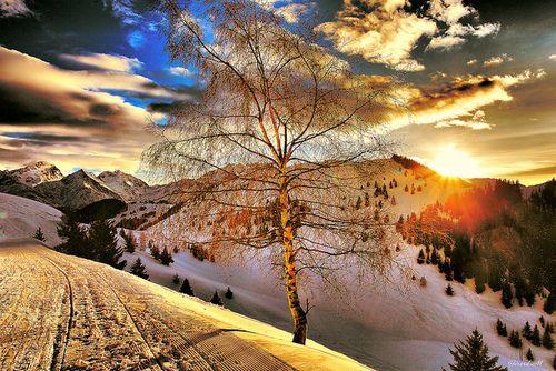 agoodthinghappened:    A quoi sert la lumière du soleil, si on a les yeux fermés by Gérard Marconnet on Flickr.