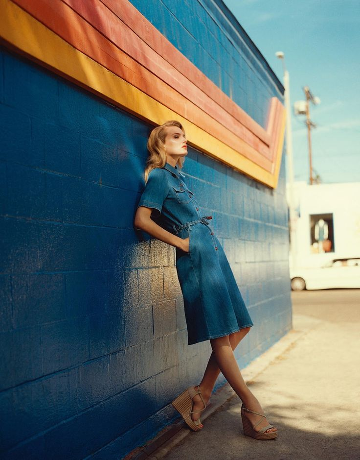 visual optimism; fashion editorials, shows, campaigns & more!: lily donaldson by tom craig for porter #8 summer 2015