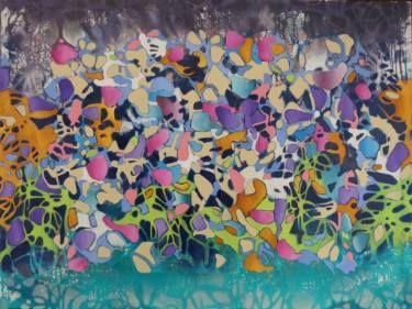 "Saatchi Art Artist Francoise Issaly; Painting, ""The Edge of Tomorrow I"" #art"