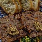 ロス・バルバドス/Los Barbados:アフリカンベジローフ(豆で作ったパテ)