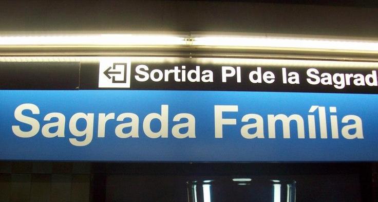 Beloved Helvetica - Around Barcelona