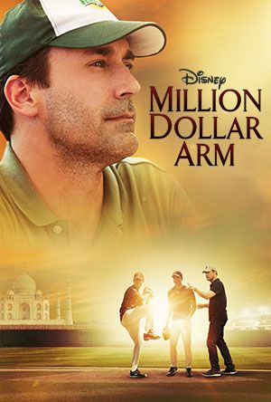 Directed by Craig Gillespie.  With Jon Hamm, Aasif Mandvi, Alan Arkin, Suraj Sharma. A sports agent stages an unconventional recruitment strategy to get talented Indian cricket players to play Major League Baseball.