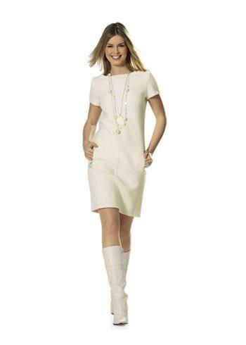 Burda платье