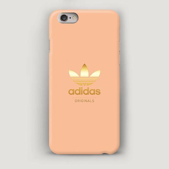 Adidas Phone Case.  This case is made of hard plastic. We have full wrap 3-D print, so all the sides and edges of the phone are also printed. Print does not disappear and does not fade.  More Adidas Phone Cases are here: https://www.etsy.com/shop/PhoneCaseCraft?ref=hdr_shop_menu&section_id=21460704  We can make this case for:  iPhone 4 / 4S iPhone 5 / 5S iPhone 5C iPhone SE iPhone 6 iPhone 6S iPhone 6 Plus iPhone 6S Plus iPhone 7 iPhone 7 Plus  Sams...