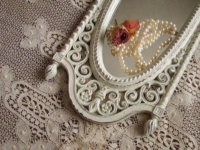 Vintage+Shabby+Country+francese+stile+barocco+di+stgabrielsgarden,+$42,00