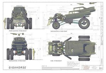 The Gigahorse - The Mad Max Wiki - Wikia