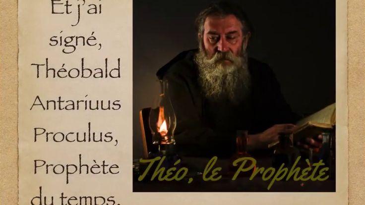 Théobald Antariuus Proculus - Prophète du temps