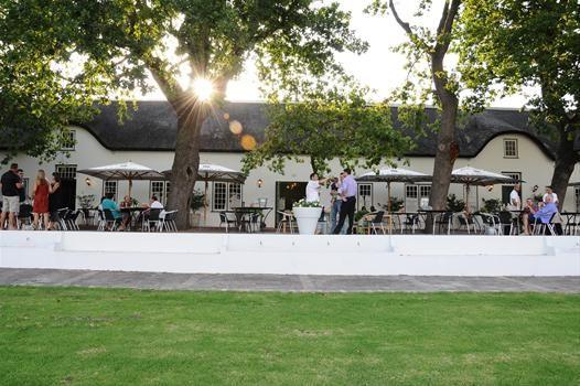 The Harvest Restaurant at Laborie