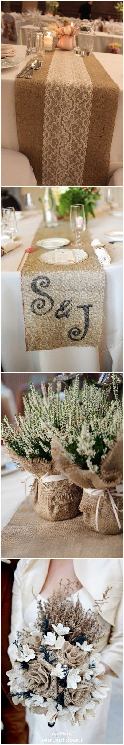 Best Wedding Table Decor Images On Pinterest Marriage