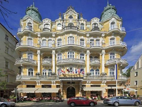 Orea Spa Hotel Bohemia Mariánské Lázně Housed in a charming historic building, Orea Spa Hotel Bohemia is located in the central part of Mariánské Lázne and offers newly established spa facilities.