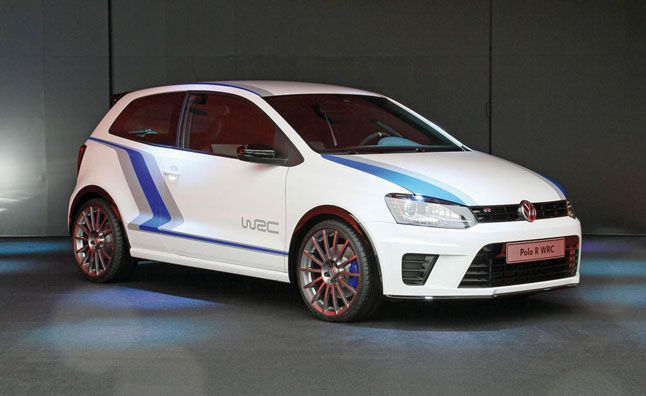 Volkswagen Polo R to Bow at 2013 Geneva Motor Show. For more, click http://www.autoguide.com/auto-news/2012/10/volkswagen-polo-r-to-bow-at-2013-geneva-motor-show.html