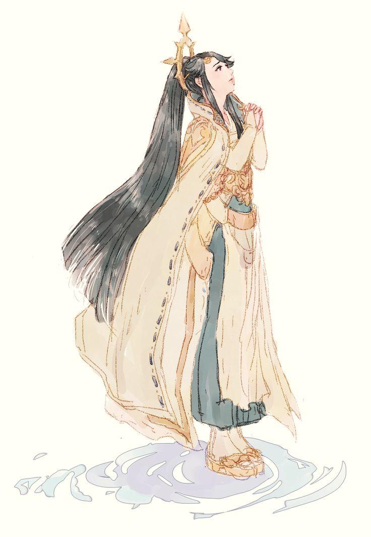 Fire Emblem: If/Fates - Mikoto