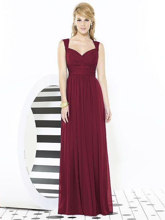 After Six Bridesmaids Style 6712 http://www.dessy.com/dresses/bridesmaid/6712/?color=burgundy&colorid=8#.VKn3r4g8KK0