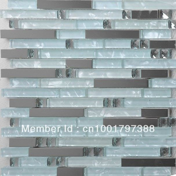 Aliexpress.com : Buy Interlocking Glass Mosaic Tile