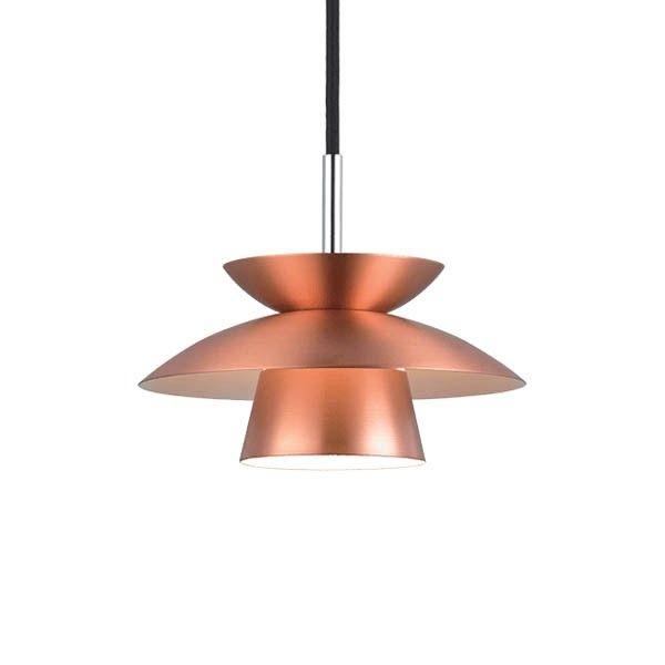 Dallas pendel - Kobber - Ø18 - Loftlamper - Halo Tech Design