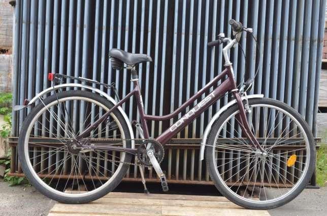 Продам городской велосипед Conquest Performance Б/У из Германии Киев - изображение 1