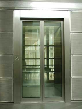 17 best images about elevator doors on pinterest metals for Custom home elevator
