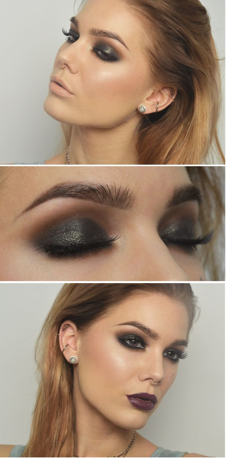 Best 25 Dark Smokey Eye Ideas On Pinterest  Dark Eye -6308